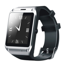 特兰恩 韩国CASMELY 智能蓝牙手表 多功能手表手机 插卡智能手表穿戴式腕表追踪器电子健康手环 黑色产品图片主图