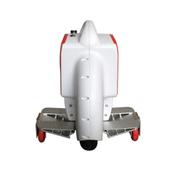 暴享 2014新款电动独轮车 体感平衡电动车 代步便携车 代步车 智能代步单轮车 火星车 优雅白 132W/18公里