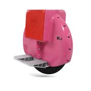 暴享 2014新款电动独轮车 体感平衡电动车 代步便携车 代步车 智能代步单轮车 火星车 傲嫩粉 132W/18公里