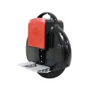 暴享 2014新款电动独轮车 体感平衡电动车 代步便携车 代步车 智能代步单轮车 火星车 炫酷黑 132W/18公里