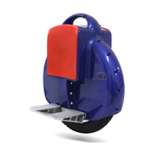 暴享 2014新款电动独轮车 体感平衡电动车 代步便携车 代步车 智能代步单轮车 火星车 炫亮蓝 264W/30公里