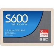 忆捷 S600 480G  SATA-3 2.5英寸笔记本台式机SSD固态硬盘 土豪金色