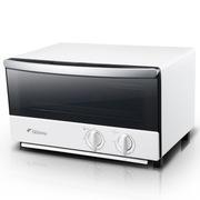 德尔玛 MO120 家用 迷你 12升 多功能 全温型 电烤箱
