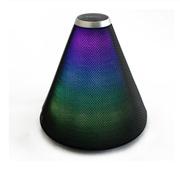 德仕 新款DOSS-1507阿隆索A5 炫酷无线蓝牙音箱 七彩魔幻彩灯蓝牙音响 黑色