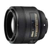 尼康 Nikon  AF-S 尼克尔 85mm f/1.8G定焦 镜头