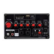 特美声 A68升级版手提式广场舞音箱户外音响大功率便携式播放器带电瓶 黑色