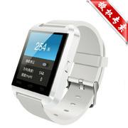 现代演绎 W330 智能穿戴 触摸蓝牙手表 运动可测运动量 户外登山遥控拍照 白色 官方标配+赠送500毫安充电器