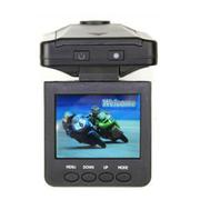 季风岛 汽车行车记录仪黑匣子 车载摄像机 六灯夜视广角高清摄像头 循环录像监控器 双11价 带16G内存