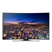 三星 UA55HU8800JXXZ 55英寸4K智能3D节能曲面OLED液晶电视(黑色)