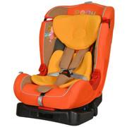 宝贝第一(Babyfirst) 汽车儿童安全座椅 迪士尼系列 探险家/时光机 适合0-约6岁 欢快橙