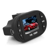 索途 车载行车记录仪 1080P高清 夜视大广角迷你一体机 经典+8G卡