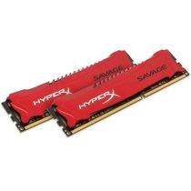 金士顿 骇客神条 Savage系列 DDR3 2400 16GB(8GBx2)台式机内存(HX324C11SRK2/16)产品图片主图
