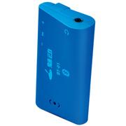 魅动e族 BT-01蓝牙转换器 蓝牙Hi-Fi适配器 音乐传输 普通音响立即升级蓝牙音响 浅蓝色