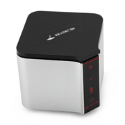 魅动e族 EVS2000神奇魔方电脑音响 迷你共振音响内置麦克风 USB线供电超强低音