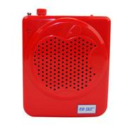 先科 SAST/ SA-8002扩音器教师专用大功率腰挂插u盘教学扩音器配头戴式麦克风 红色送8G卡加读卡器