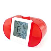 爱玛科 XD-777水能闹钟水表时钟 红色