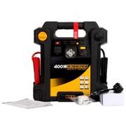 纽福克斯 67064 应急启动电源 400W逆变器 充气泵 应急启动 USB输出 应急照明