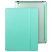 ESR 悦色系列 iPad4/new iPad/iPad3/iPad2保护套 超薄智能皮套 iPad4皮套/保护壳 薄荷绿