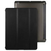 ESR 悦色系列 iPad4/new iPad/iPad3/iPad2保护套 超薄智能皮套 iPad4皮套/保护壳 魔力黑