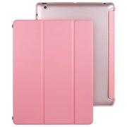 ESR 悦色系列 iPad4/new iPad/iPad3/iPad2保护套 超薄智能皮套 iPad4皮套/保护壳 蜜桃粉