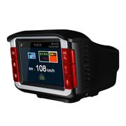 罗波特 台湾 专业行车记录仪电子狗一体机 雷达测速安全预警仪 自动云升级电子狗 标配+24小时监控