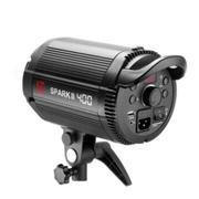 金贝 SPARKII系列影室闪光灯 型号:SPARKII-400