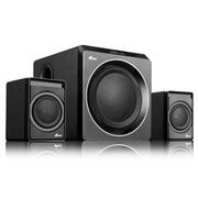 三诺 / H-261 声霸 2.1多媒体家庭影院木质低音炮电脑音响音箱