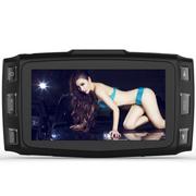 瑞世泰 R8行车记录仪正品1080P高清镜头超强夜视王170°超广角 蓝色 不带存储卡