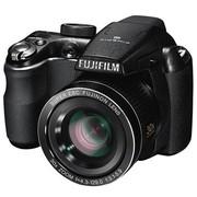 富士 FinePix S4050 数码相机(黑色)