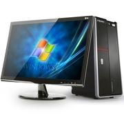 清华同方 精锐X700-BI02 台式电脑(i3-4150 4G 500G 核心显卡 DVD 前置USB3.0 WIN7)