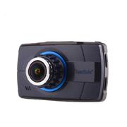 途美 GT3车载迷你行车记录仪高清一体机1080p夜视超广角停车监控 黑色  标配(16G高速内存)