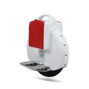 喜越 X3新款平衡车单轮 电动体感车 优雅白