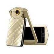 卡西欧 EX-TR500 数码相机 礼盒版 金色(1210万像素/21mm广角/自拍神器)