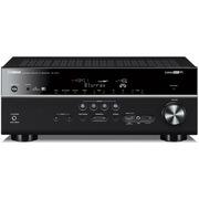 YAMAHA RX-V677 家庭影院7.2声道(7*150W)AV功放机 支持4K超高清/wifi 黑色