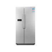 帝度 BCD-590WD 590升对开门冰箱(亮光银色)