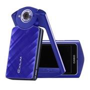 卡西欧 EX-TR500 数码相机【礼盒版】 紫色 (1210万像素 21mm广角 自拍神器)
