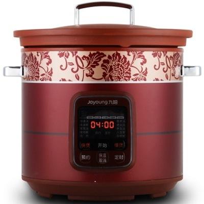 九阳 DGD40-05AK 紫砂电炖锅产品图片1