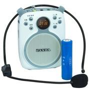 熊猫 K2 扩音器数码播放器 教师教学专用喇叭便携式导游腰挂大功率广场扩音机(灰色)