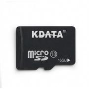 数码王 16GB手机TF内存卡 高速class10 micro sd存储卡