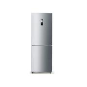 美的 BCD-310WM 310升双门冰箱(银色)