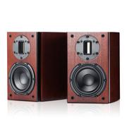 CAV 【货到付款】FL-21书架音箱 家庭影院HI-FI发烧级监听音响 木质原木皮