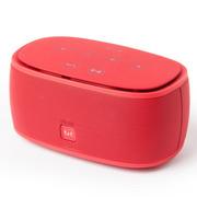 果立方 手机便携式音响 无线蓝牙音箱低音炮 迷你插卡音箱小钢炮 红色