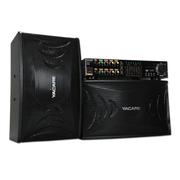 雅桥 KT3560专业KTV音响套装卡拉OK音箱带功放K歌家用卡包功放音响