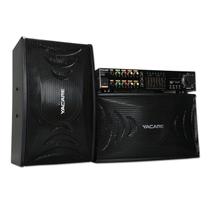 雅桥 KT3560专业KTV音响套装卡拉OK音箱带功放K歌家用卡包功放音响产品图片主图