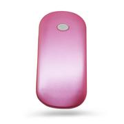 现代演绎 Z300 充电暖手宝 移动电源迷你便携式USB充电宝 玫瑰红色