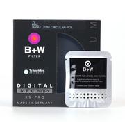 B+W XS-PRO MRC NANO KSM 72mm CPL 凯氏超薄多层镀膜偏振镜