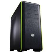 酷冷至尊 武尊神III 绿色版 中塔机箱 (ATX/USB3.0/背走线/电源下置/支持SSD)