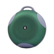 光盾 K09 无线手机蓝牙音箱 户外便携音箱 口袋 插卡迷你音响 便携式多功能 军绿色