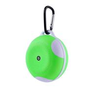 光盾 K09 无线手机蓝牙音箱 户外便携音箱 口袋 插卡迷你音响 便携式多功能 浅绿色
