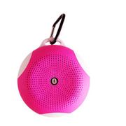 光盾 K09 无线手机蓝牙音箱 户外便携音箱 口袋 插卡迷你音响 便携式多功能 粉红色